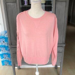 Victoria's Secret Long sleeve Crop top